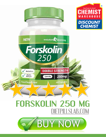 Buy Forskolin 250 at Chemist Warehouse