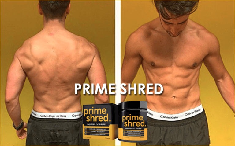 Prime shred before and after results